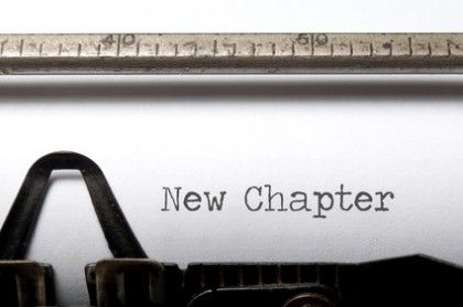 A new chapter is about to unfold...