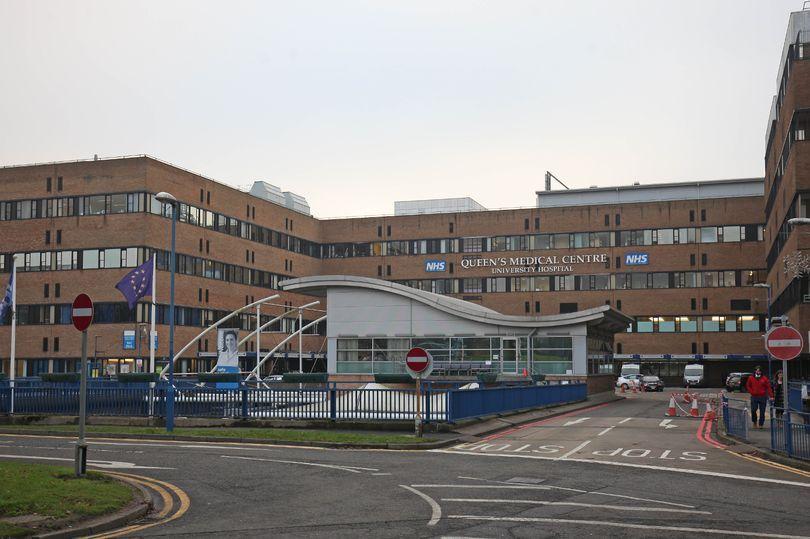 QMC declares black alert again City hospital