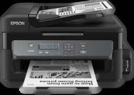 Epson Workforce M200 Printer Scanner And Copier Epson Inkjet