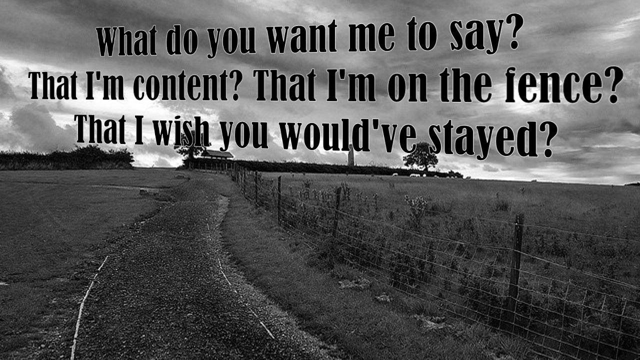 Cole Swindell-Break Up in the End-Lyrics - YouTube