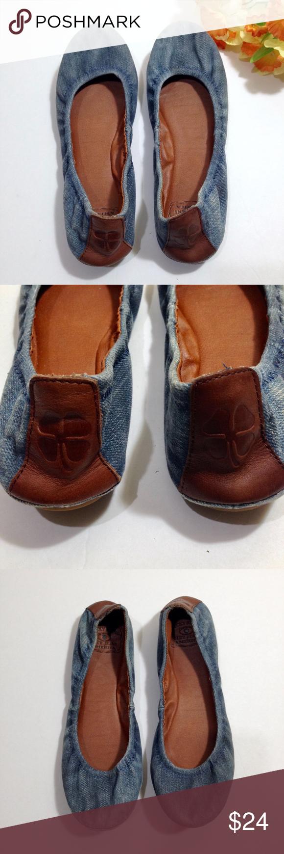 Lucky Brand  Shoes Silver Snake Skin Pattern - Very Nice and Stylish Sz. 7.5