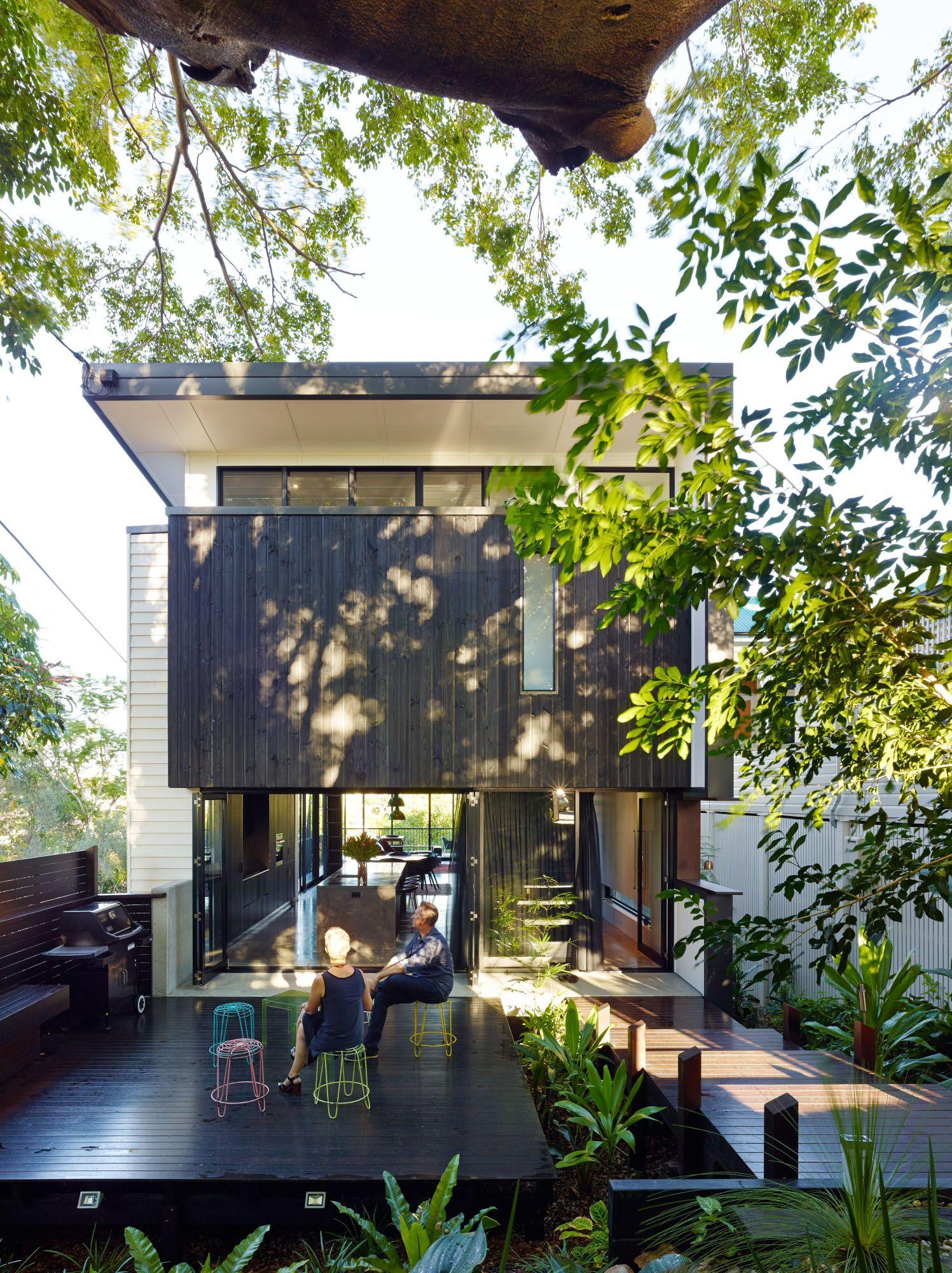 Modern House Queensland Architecture House Design Brisbane