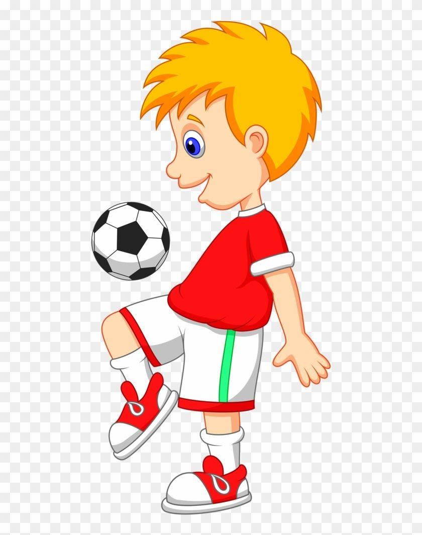Football Clipart Png Images Cartoons Png Playing Football Cartoon