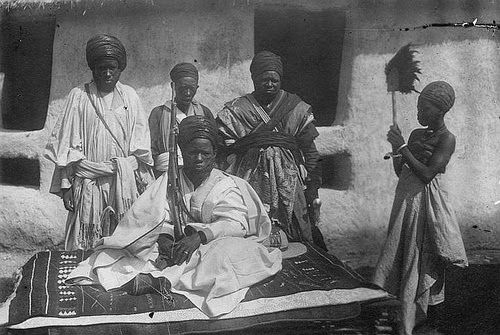 origin and history of the kanem bornu
