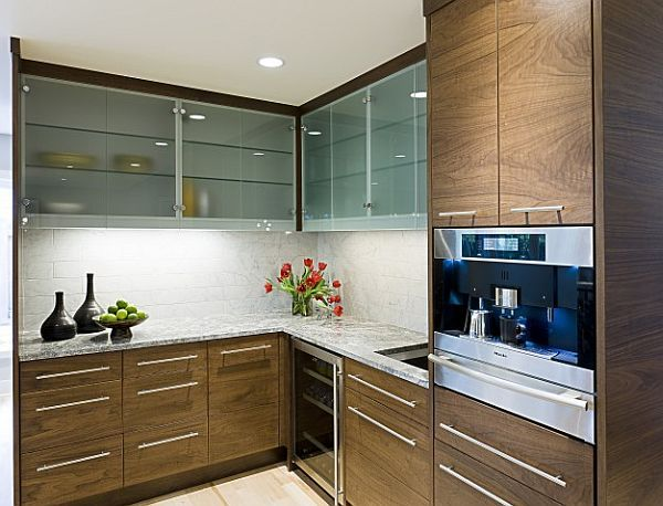 Updating Your Kitchen Cabinets Replace Or Reface  Kitchen Classy Modern Wooden Kitchen Designs Review
