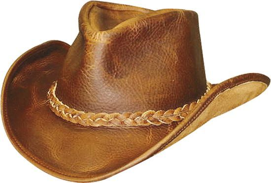 Leather Walker - the official hat of Coyote Peterson - rough and rugged 53df4579486d