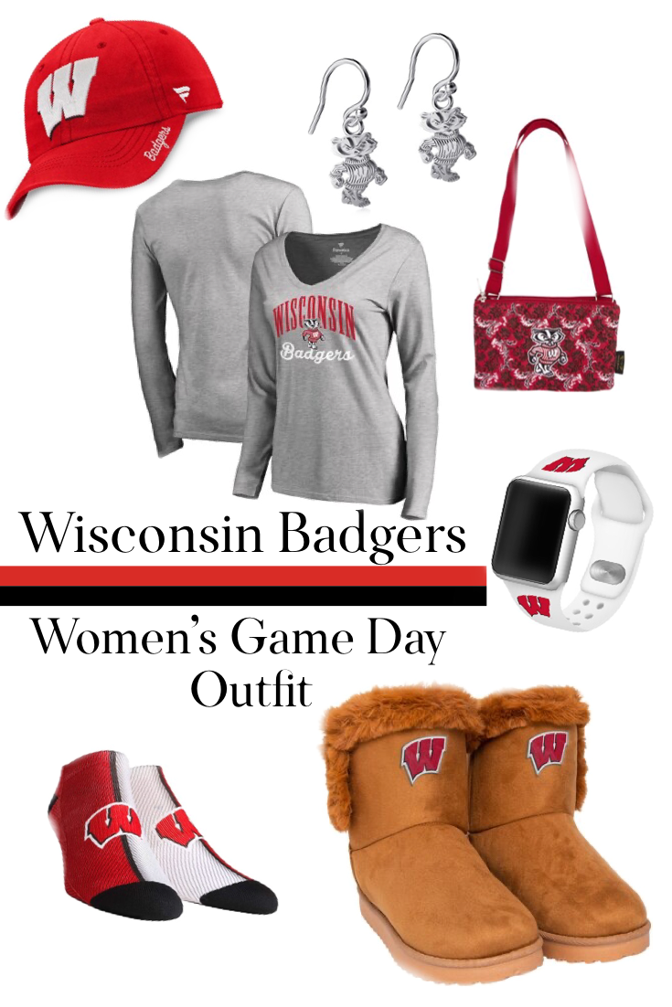 Wisconsin Badgers Women's Football Game Day Outfit.  Best Picture For  Footbal..., #Badgers #baseballGameDayOutfit #Day #ecuGameDayOutfit #Footbal #football #Game #GameDayOutfitbasketball #GameDayOutfitcollege #GameDayOutfitfall #GameDayOutfitfootball #GameDayOutfithighschool #GameDayOutfitsoccer #GameDayOutfitwinter #nflGameDayOutfit #outfit #Picture #Wisconsin #Womens