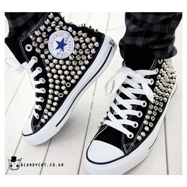 Featured Shoes Converse Chuck Taylor All Star Metal Spike