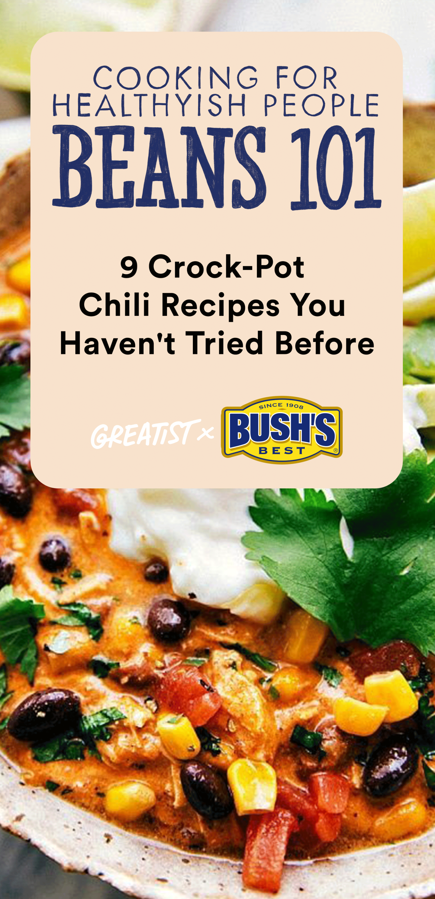 9 Crock Pot Chili Recipes You Havent Tried Before Crock