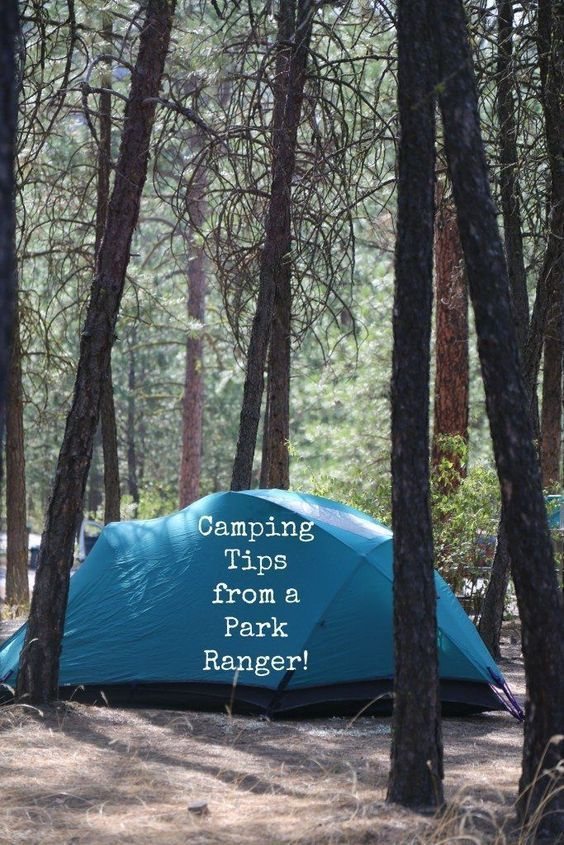 Camping Essentials and Camping tips from a Park Ranger