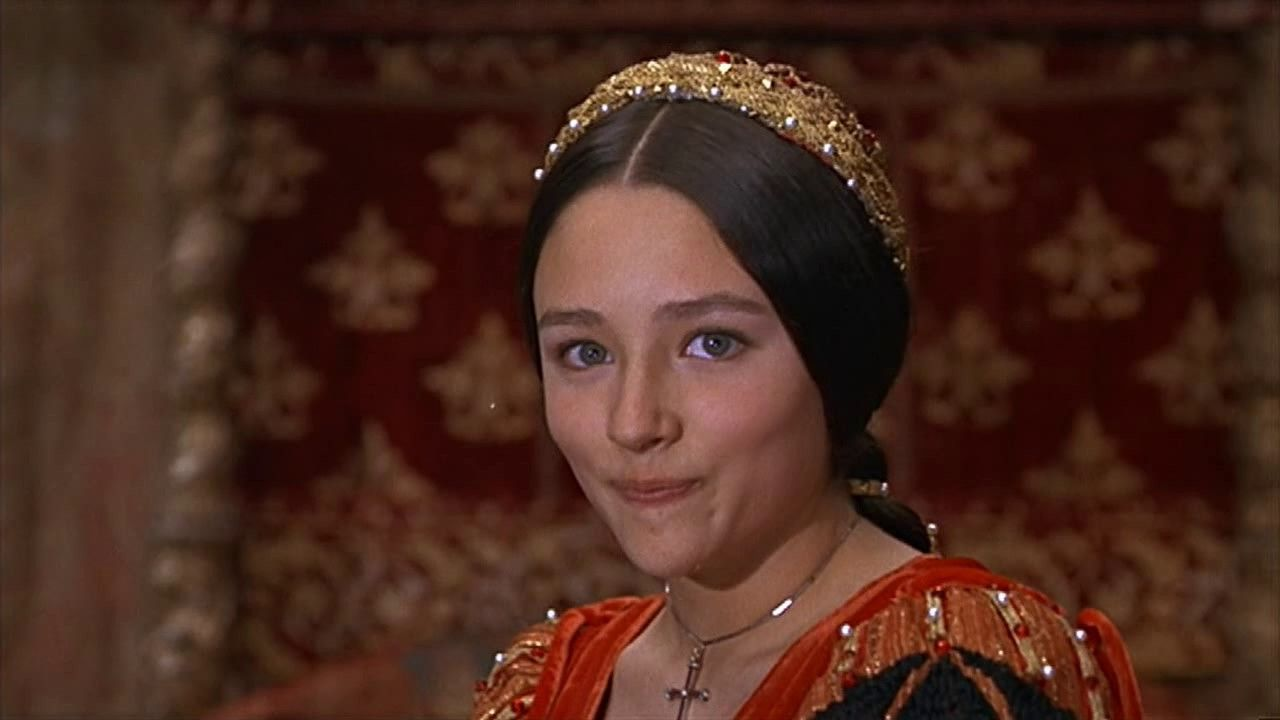 """romeo and juliet 1968 and Get ready for another interpretation of """"romeo and juliet,"""" because  flowers on  the """"tomba di giulietta"""" in verona, italy, on oct 22, 1968."""