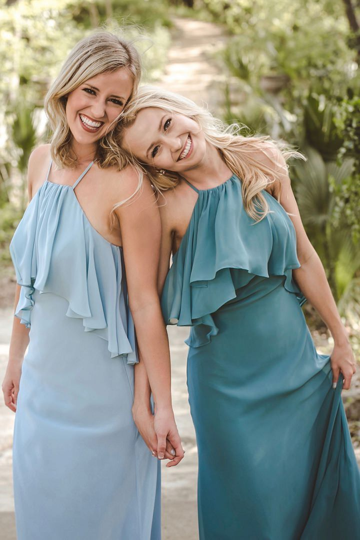 Bridal Style: Exclusive First Look – New Floaty Chiffon from Revelry ...