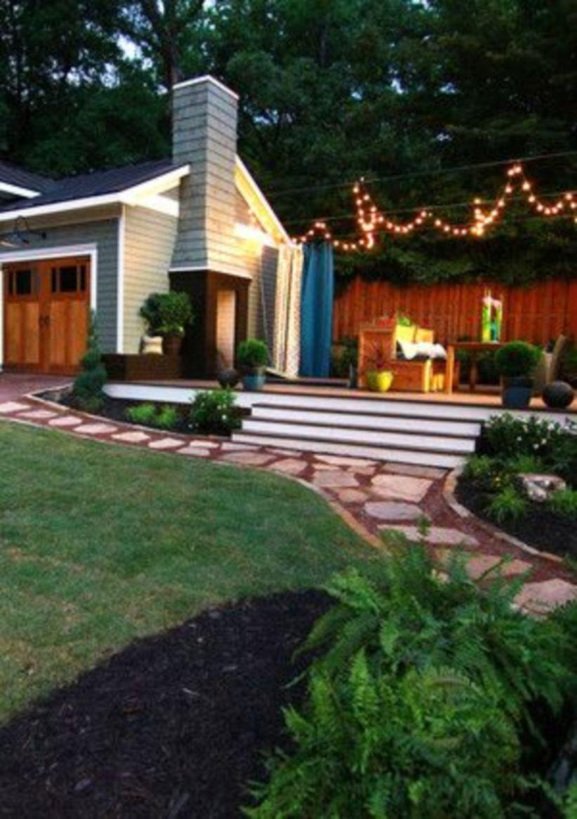45 creative diy simple small backyard makeovers ideas