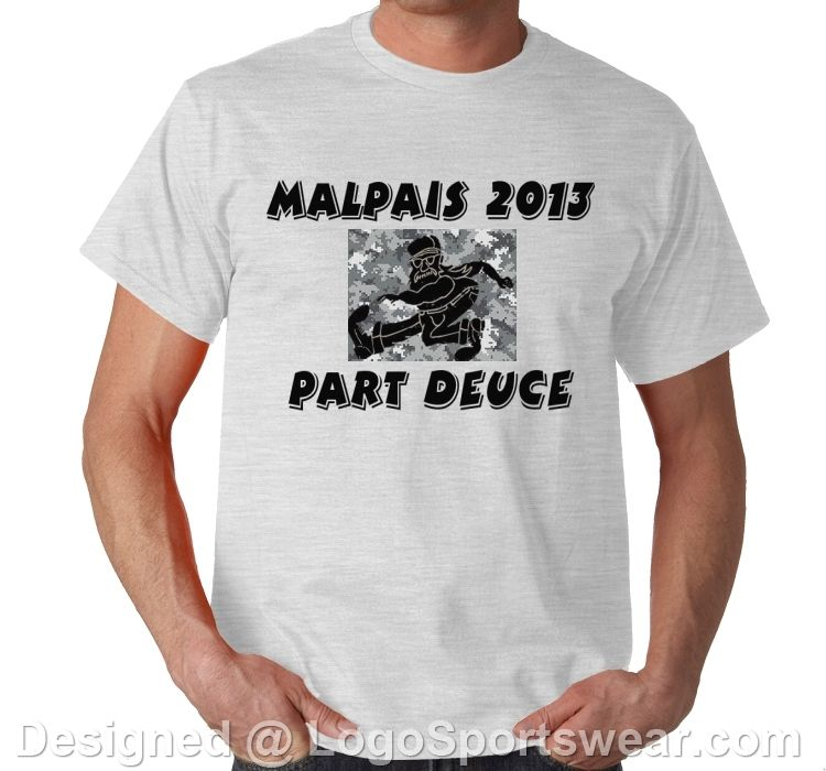 Second Malpais Run! shirts ordered...Check out this cool design I made at LogoSportswear.com!