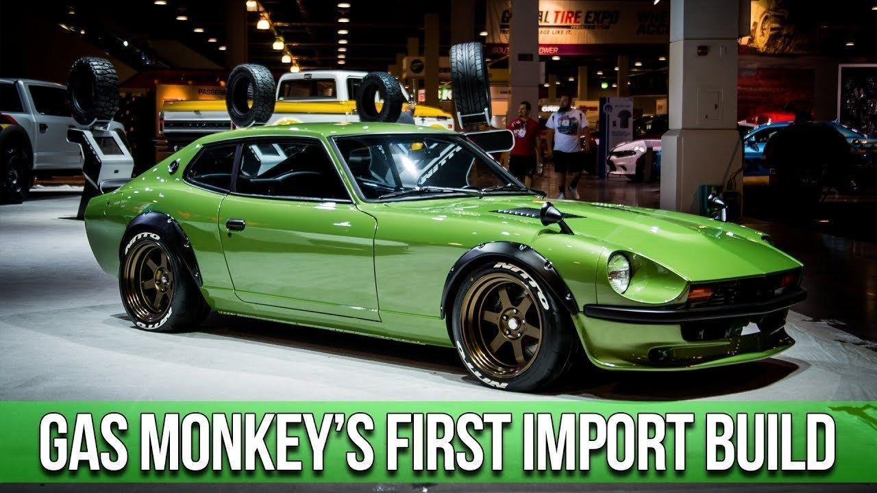 Gas Monkey Garage Builds a Japanese Import: In-Depth Look into the 1975 Datsun 280Z with Big Mike #gasmonkeygarage Gas Monkey Garage Builds a Japanese Import: In-Depth Look into the 1975 Datsun 280Z with Big Mike  We got together with our friend Big Mike (@TheBigMike on IG) at SEMA, and he gave us an in-depth #gasmonkeygarage Gas Monkey Garage Builds a Japanese Import: In-Depth Look into the 1975 Datsun 280Z with Big Mike #gasmonkeygarage Gas Monkey Garage Builds a Japanese Import: In-Depth Look #gasmonkeygarage