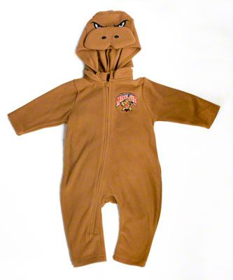 a58081949 Maryland Terrapins Toddler Fleece Costume...baby terp! | maryland ...