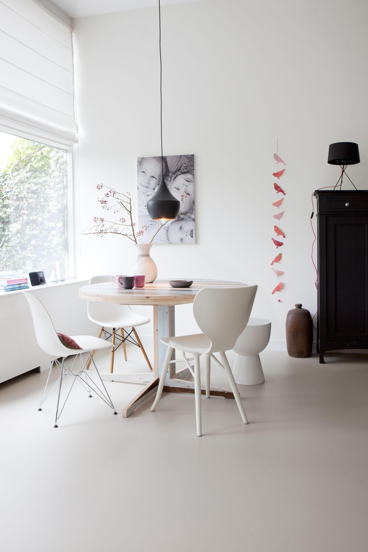 marmoleum linoleum van forbo wordt gemaakt van 97 natuurlijke
