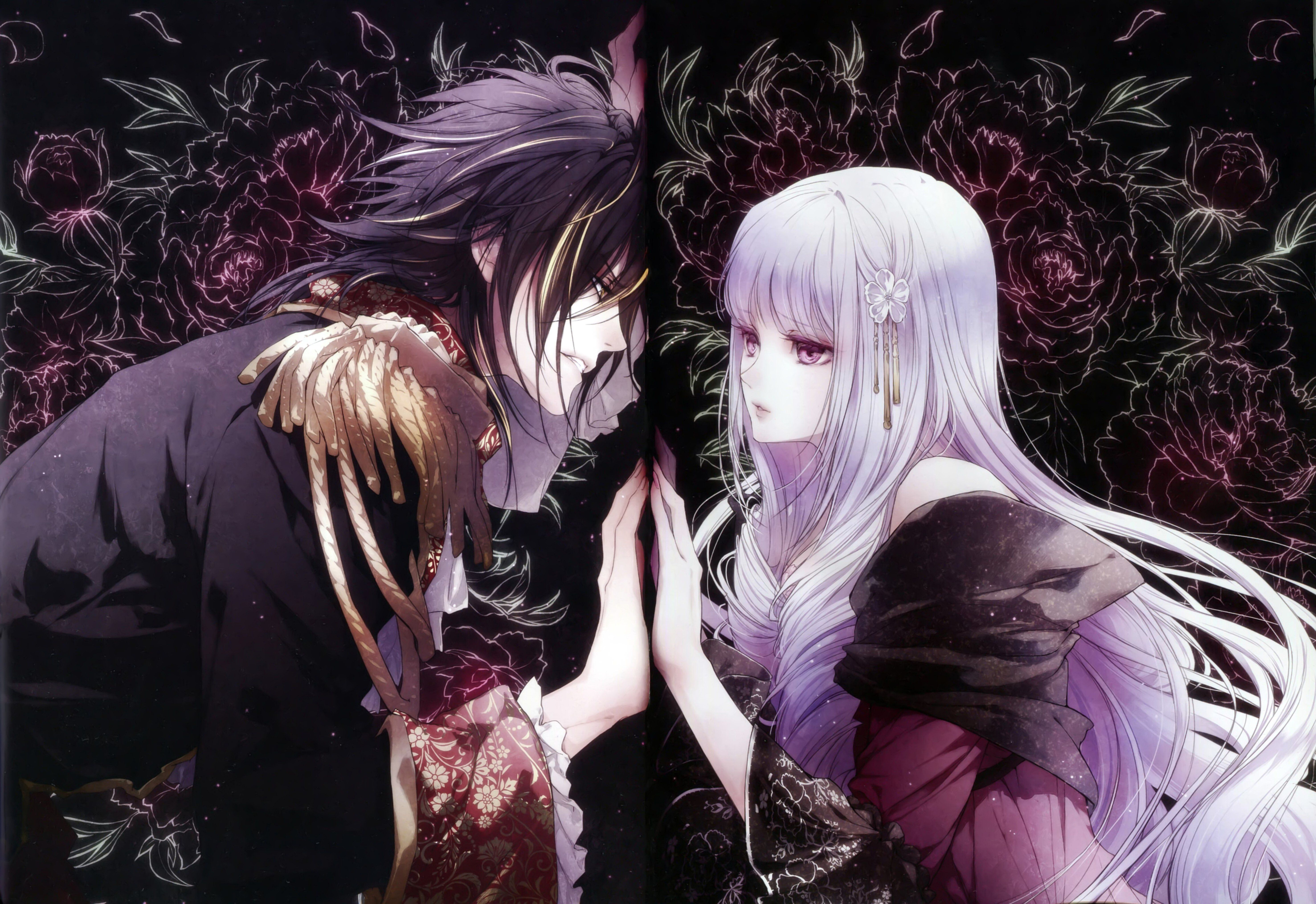 Gothic Anime Picture. Gothic anime, Anime liebe und Anime