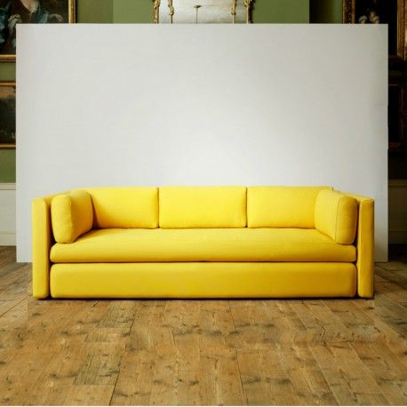 Grand Canape Tapisse Hackney Hay Mobilier Design Canape Design Mobilier De Salon