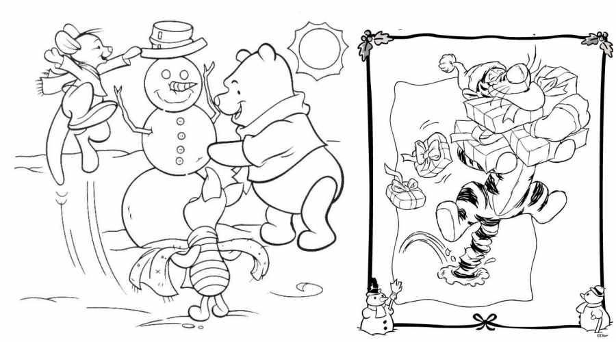 Dibujos De Winnie Pooh Bebe Para Colorear Dibujo Para Colorear