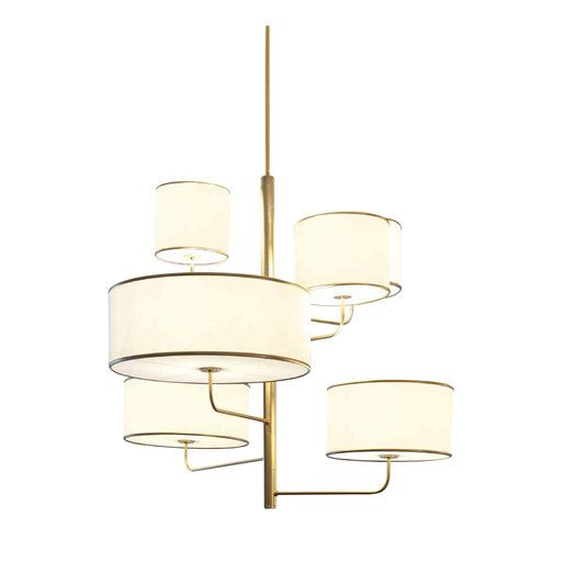 Moving chandelier shop zanaboni for borbonese online at artemest