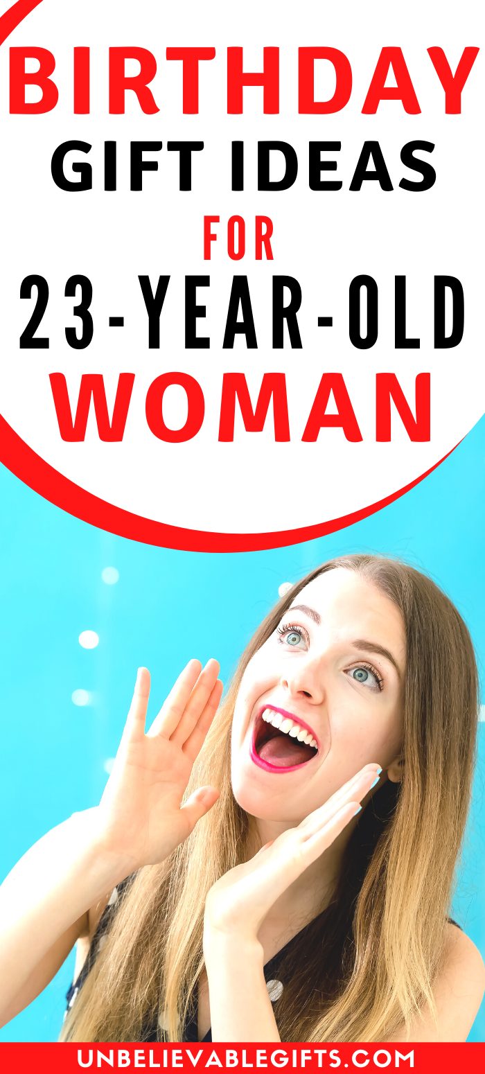2020 Christmas Gifts For 23 Year Olds The Best Gifts For a 23 Year Old Woman in 2020 in 2020 | Top gifts