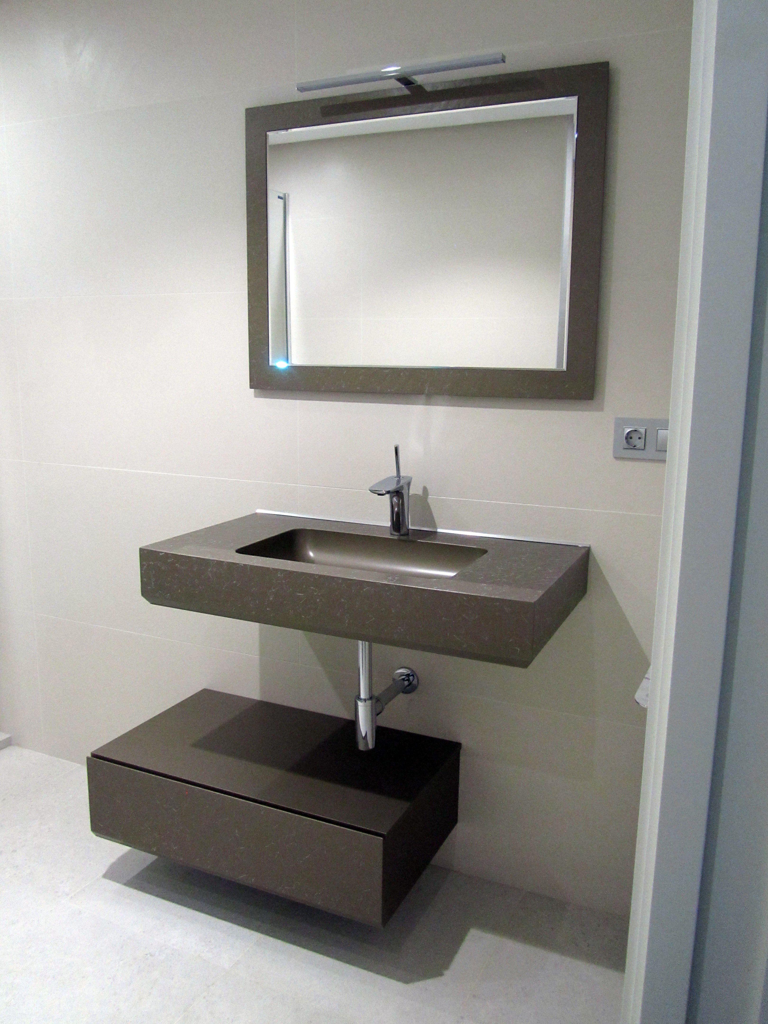 Muebles de diseño para baño de la mano de Fiora. Colección Making ...