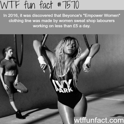 Do you think celebrities care about your cause? - WTF fun facts