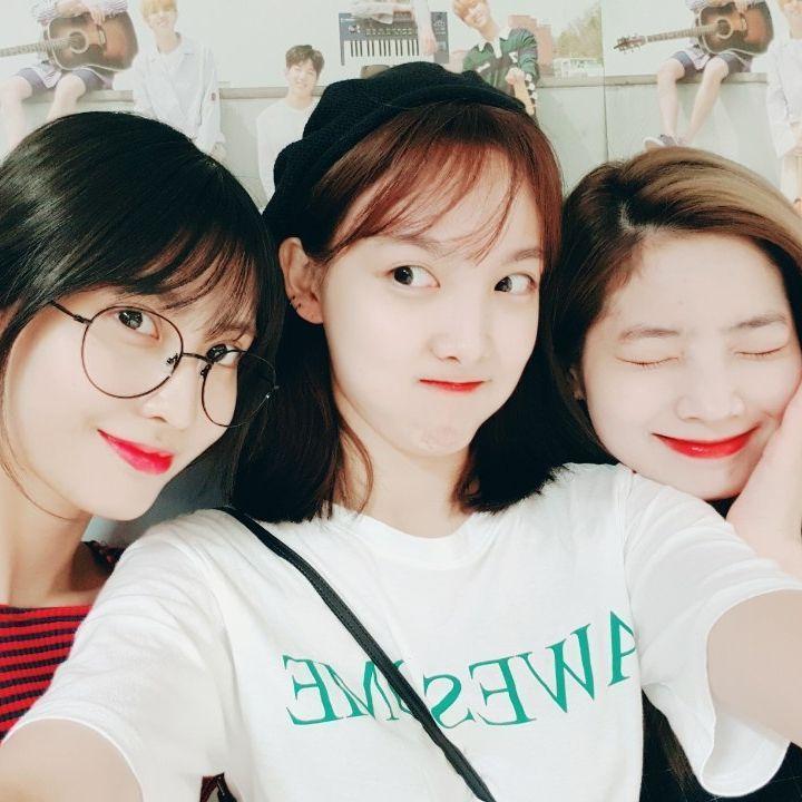 #Momo #Nayeon #Dahyun