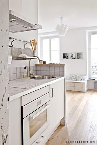 Bonnesoeurs Decoration Charmant Studio 10 Cuisine Amenagee