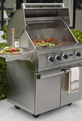 Outdoor Kitchen Grill Accessories