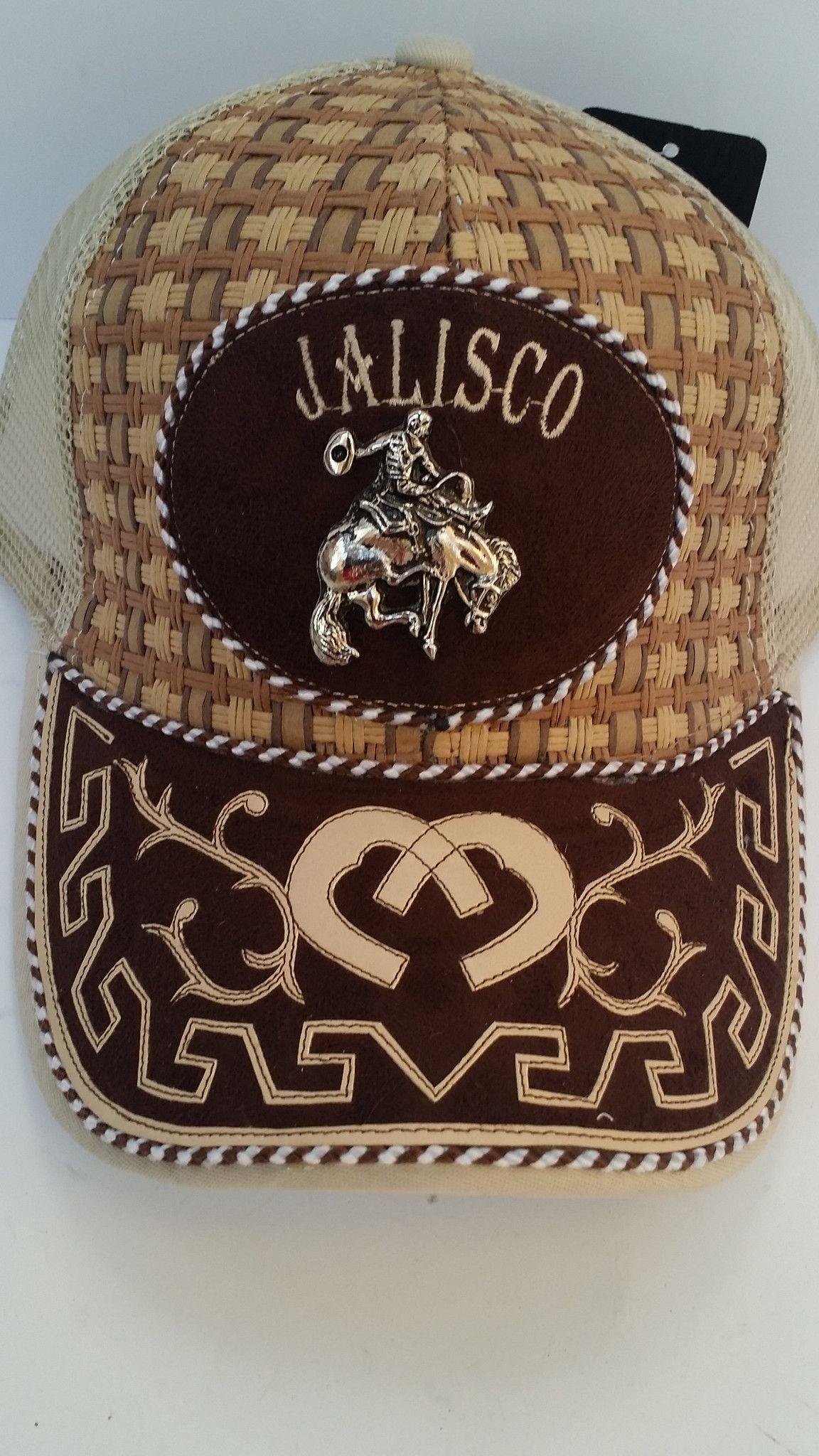 Gorra Charra. Jalisco Caps  d8f474bdb5d