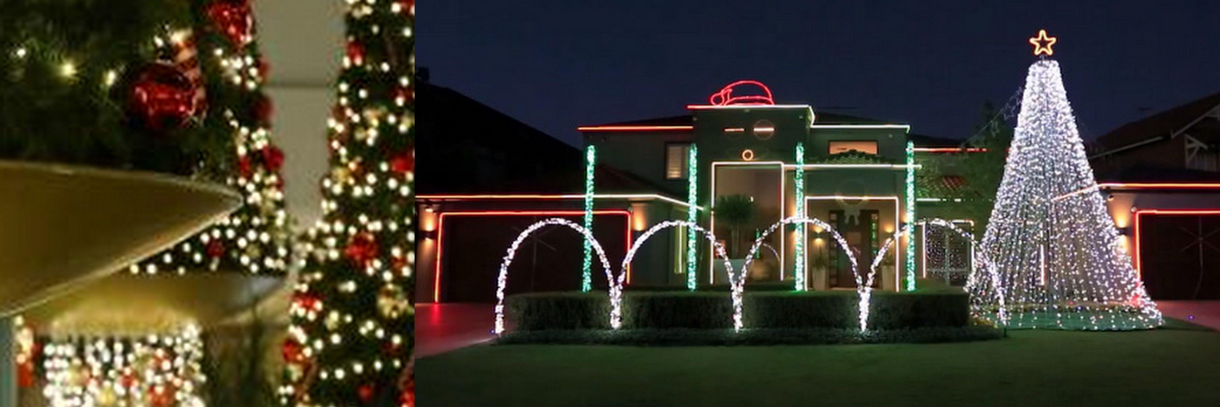 Best Solar Christmas Lights Reviews Outside House Christmas Lights Solar Powered Christmas Lights Solar Christmas Lights Decorating With Christmas Lights