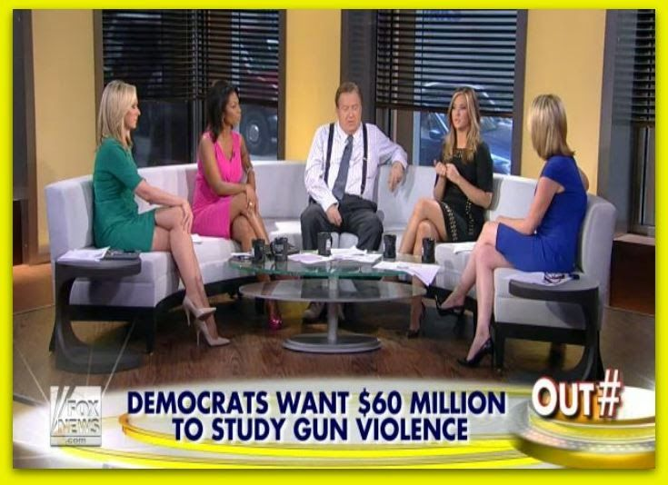 #BB4SP: Democrats want $60 million to study gun violence! ➡ Lively Discussion!