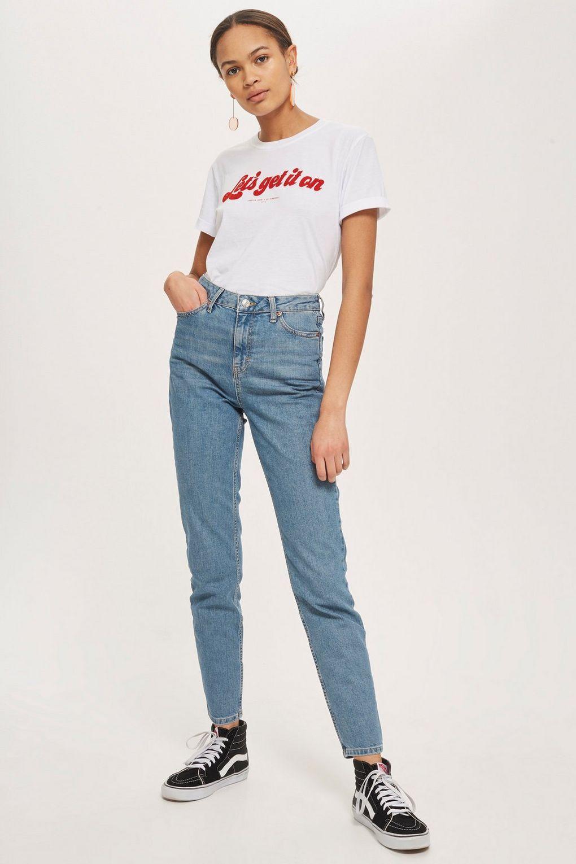 ce4790ed9506 Mid Blue Orson Slim Leg Jeans - Orson Jeans - Jeans - Topshop USA
