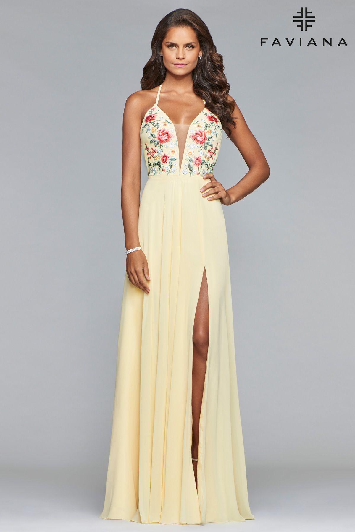 Faviana Prom Dresses