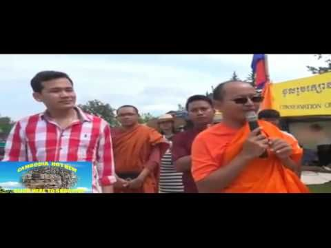 Khmer Hot News   CNRP   Sam Rainsy   2016/07/4/#2   Khmer News   Cambodi...
