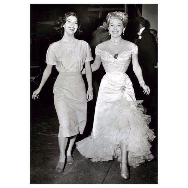 Lana Turner and Ava Gardner | Miss Lana Turner | Pinterest | Lana ...