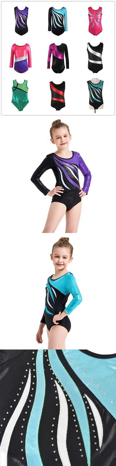 f36f6657f Dancewear 112425  Us Kids Girl Ballet Dancewear Gymnastics Leotard ...