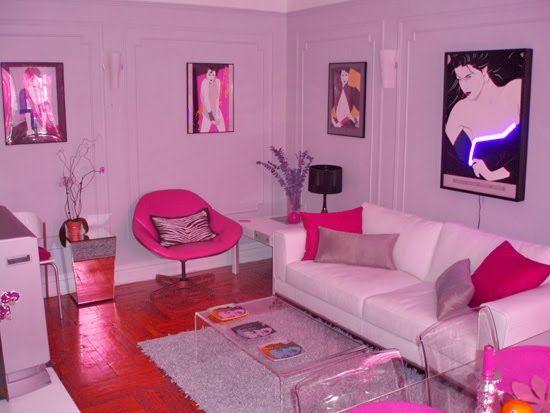 Pink Glam Room Decor | Every Barbie deserves her Dream House: glam ...