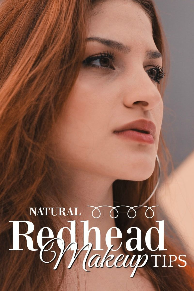 Redhead Makeup Tips and Color Advice in 2020 Redhead