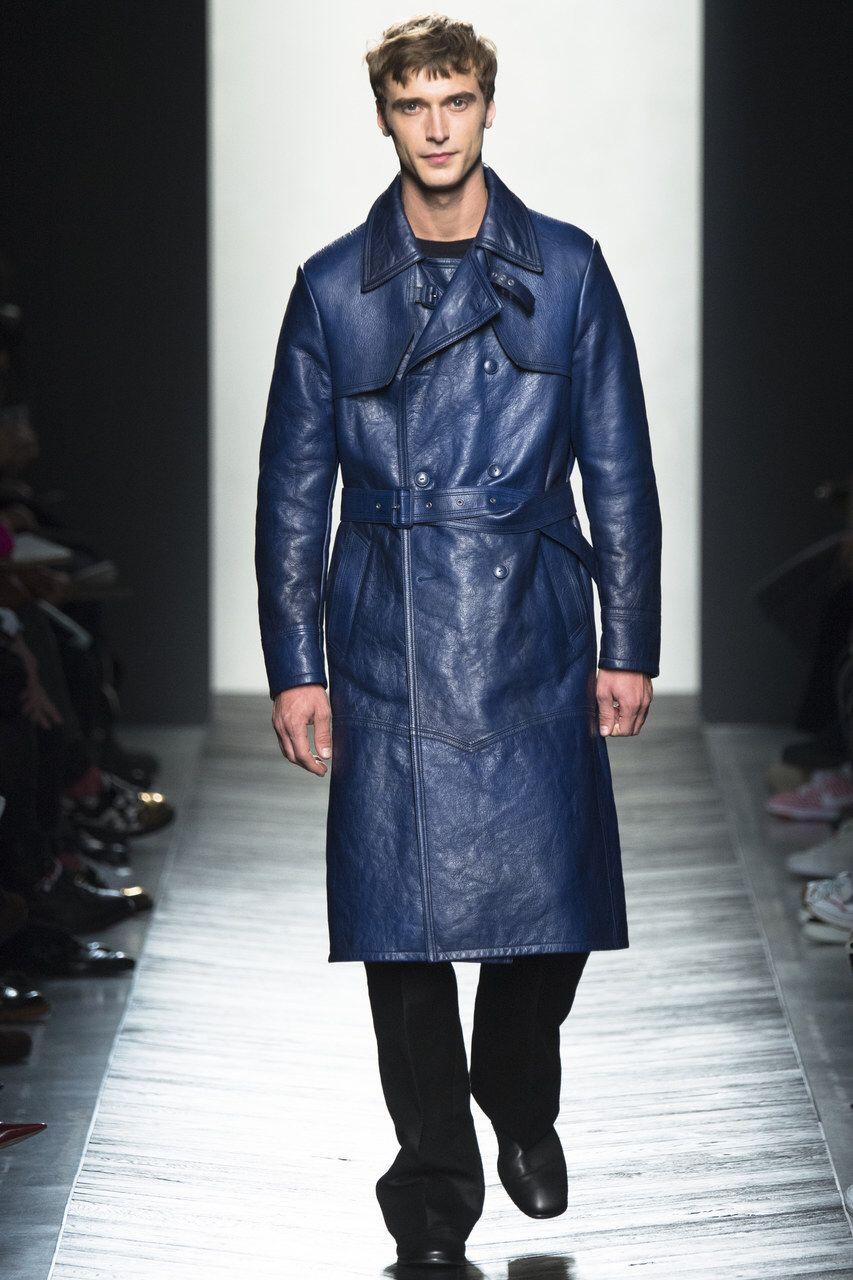 Bottega Fall 2016 Menswear Fashion Show Looks e Look