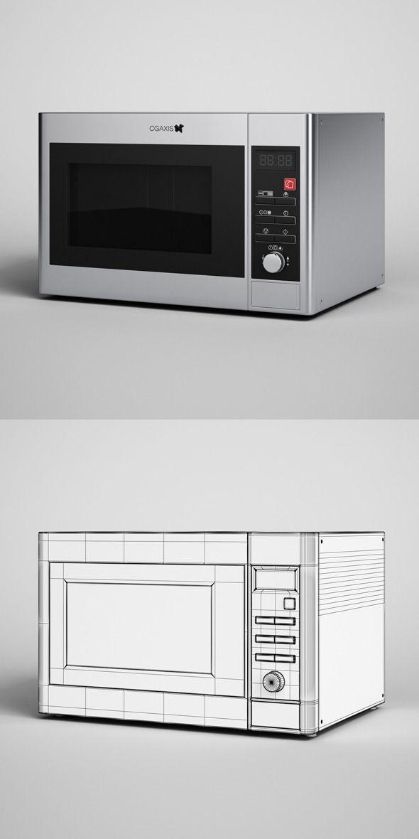 Cgaxis Countertop Microwave Oven 11 Countertop Microwave Oven