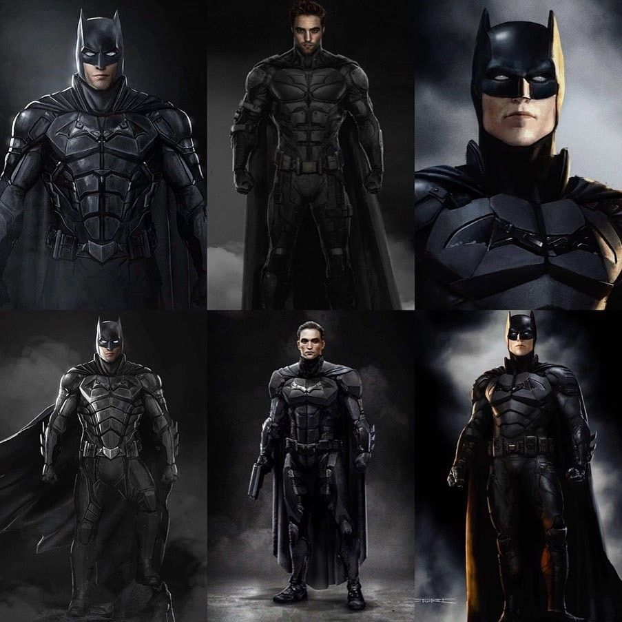 Are you excited for the new Batman? in 2020 Batman