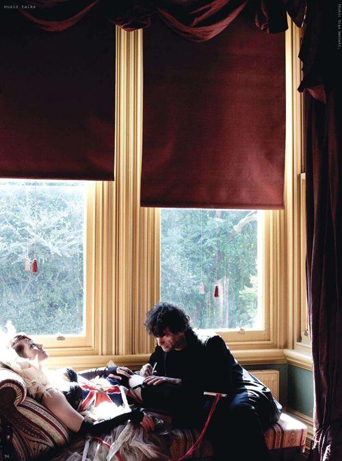 Amanda Palmer Neil Gaiman
