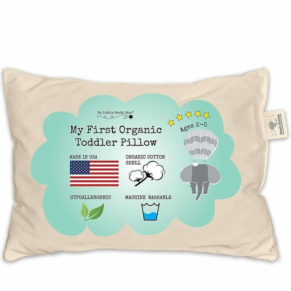 Idea By Candice Antinori On For The Home Toddler Pillow Organic Toddler Pillow Kids Pillows