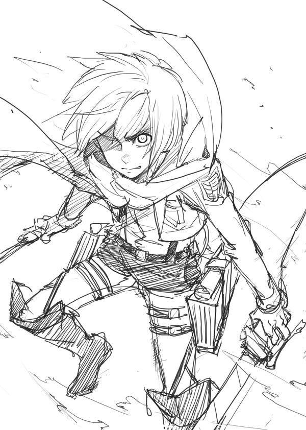 Armin Arlert Shingeki No Kyojin Attack On Titan Con Imagenes