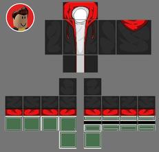 Roblox Skins Red Hoodie Template Hoodie Template Roblox Shirt
