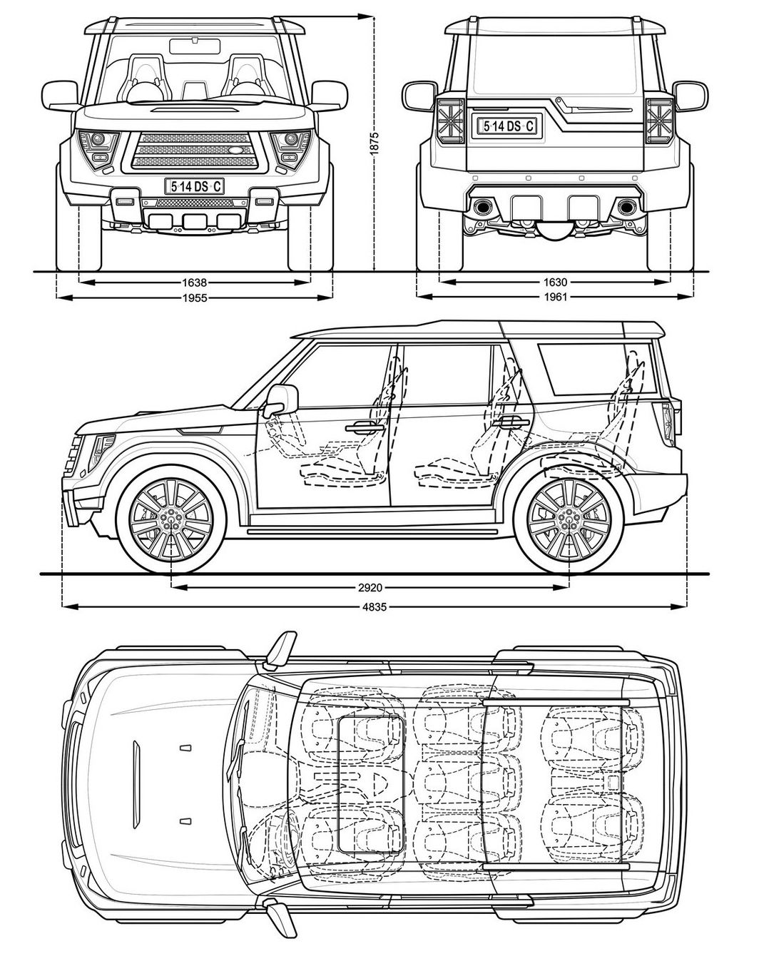 Image result for porsche 956 c blueprint | Blueprints | Pinterest ...