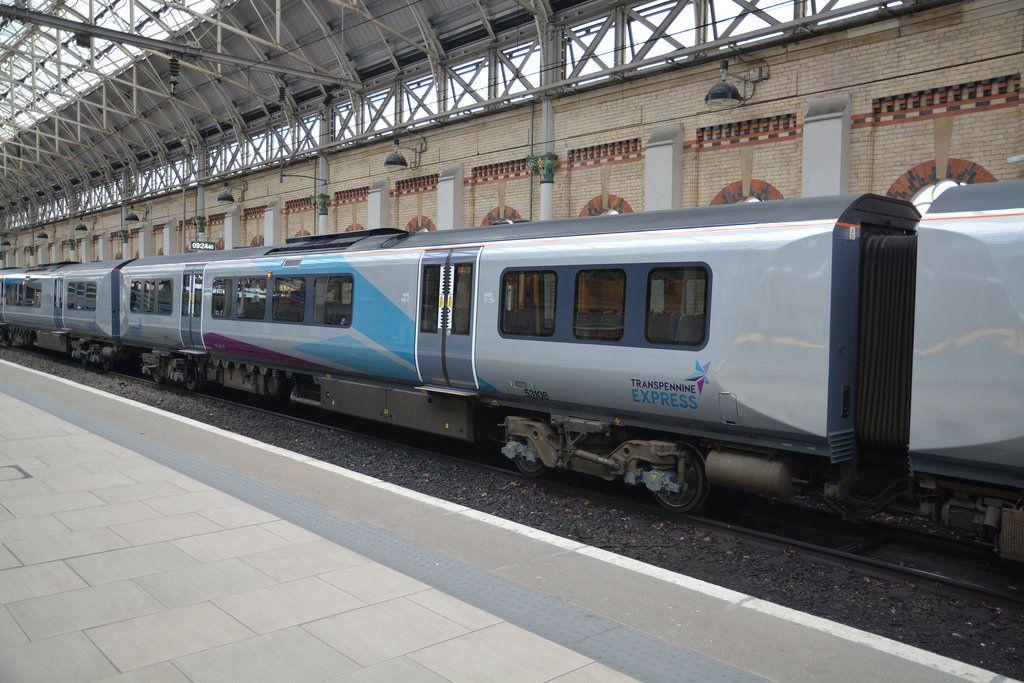 Image result for transpennine express class 185